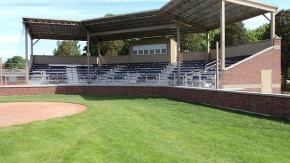 Fergie Jenkins Field in Chatham