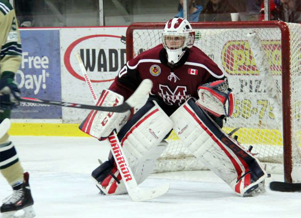 Brendan Johnston - Chatham Maroons