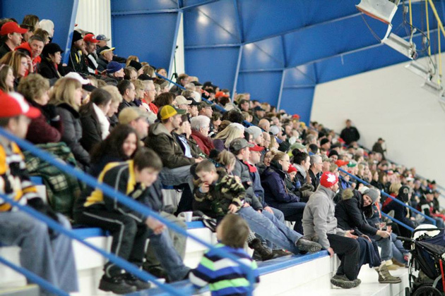 Hockey Fans Blenheim Ontario