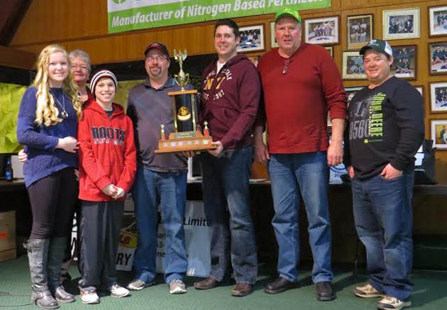 Wallaceburg Farmers Bonspiel