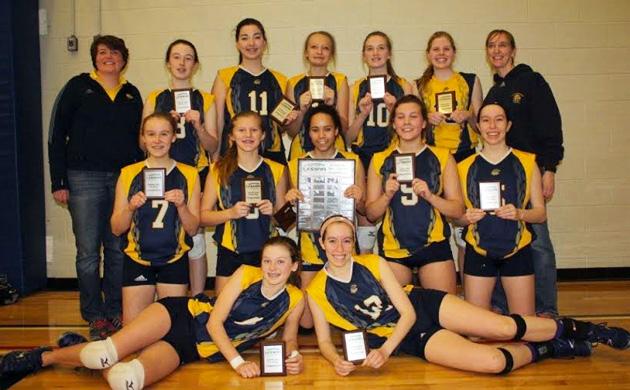 CKSS Junior Girls Volleyball