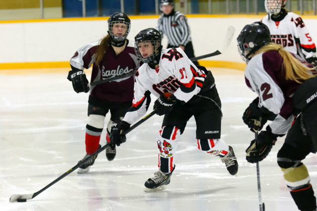 Megan Morehouse - LKCS Hockey