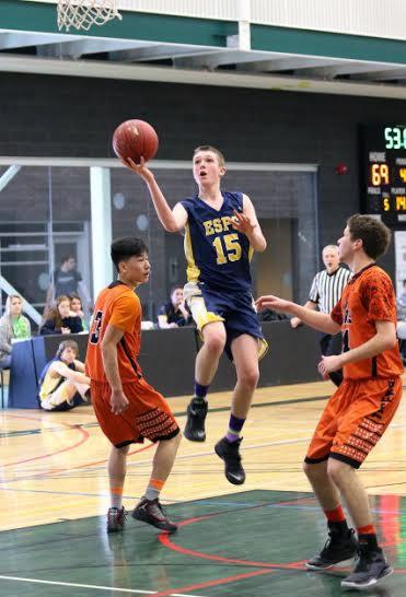 Austin Geddes Basketball