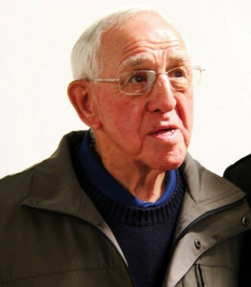 Chatham Sports Hall of Fame inductee George Aitken passed away this week - Photo by Helen Heath