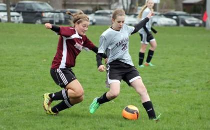 Wallaceburg OFSAA soccer