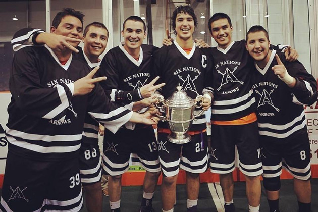Minto Cup Six Nations