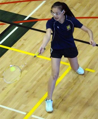 Tammy Gao - CKSS Badminton