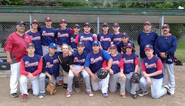 Western Counties baseball