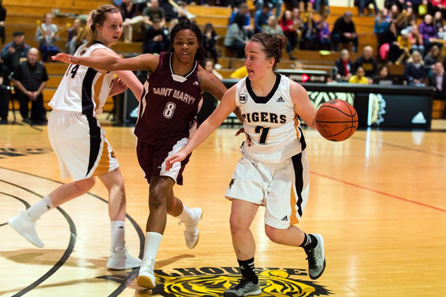 Ashley Jackson Dalhousie Basketball