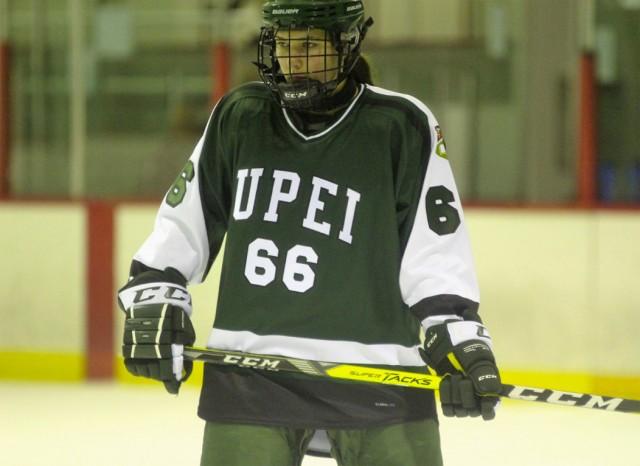 Sydnee Baker UPEI Hockey