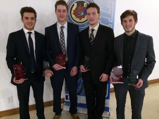 GOJHL Awards 2017