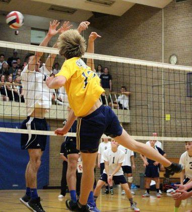 Matt Stokes Volleyball