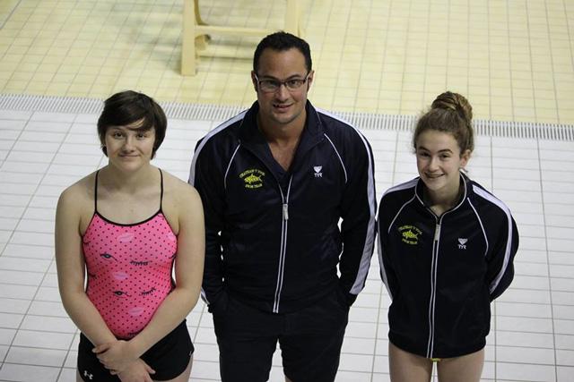 Team Ontario swimming