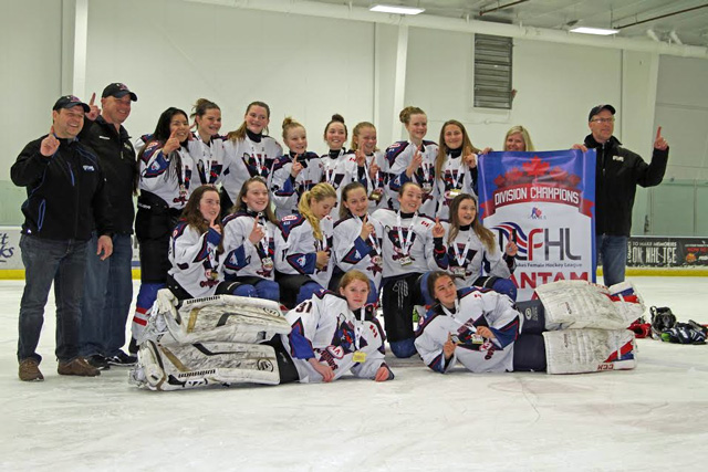 Chatham Outlaws - Lower Lakes Female Hockey