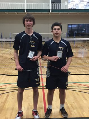 CKSS badminton