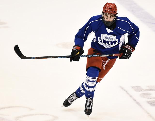 Grayson Ladd OHL