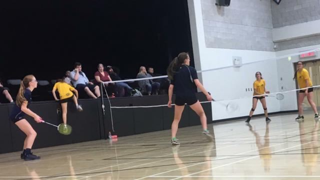 LKSSAA badminton