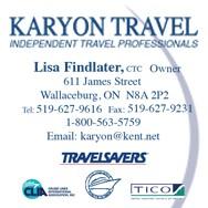 Karyon Travel
