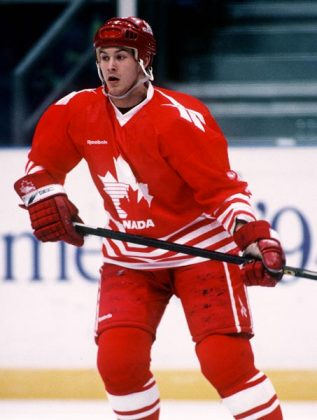 Todd Warriner Canada Olympics
