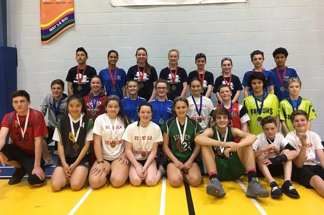 SCCDSB badminton