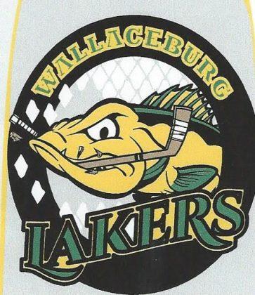 Wallaceburg Lakers Logo