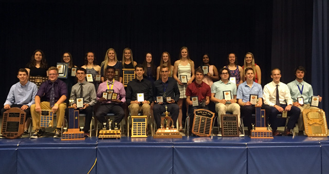 CKSS Athletic Awards 2017