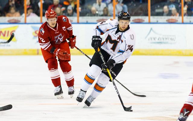 Dane Fox DEL - Nurnberg Ice Tigers