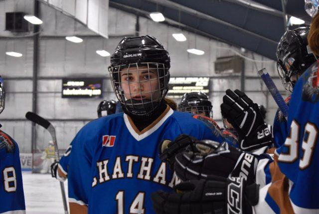 Olivia Hilton Hockey