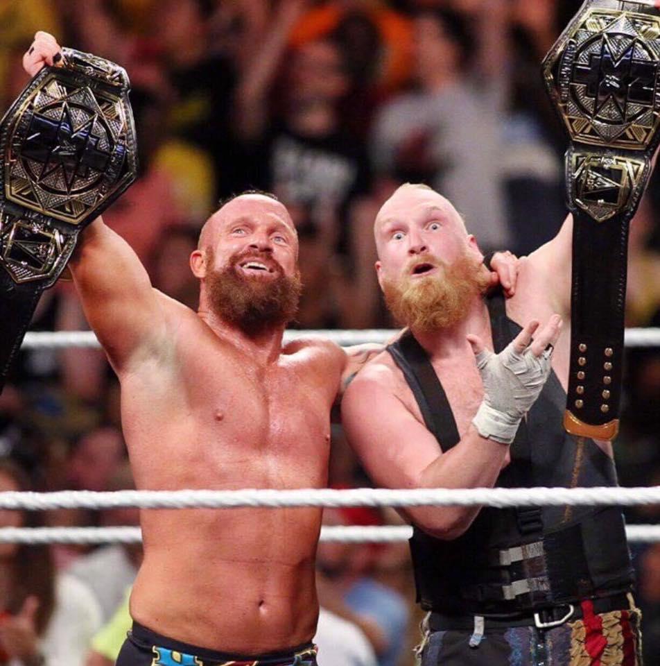 Florence Wrestler Wins WWE Championship ? Chatham-Kent Sports Network