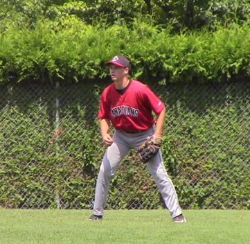 Spencer Marcus Baseball