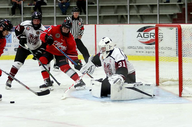 Ryan Wagner hockey