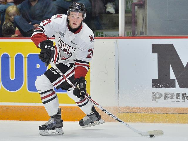 James McEwan Hockey