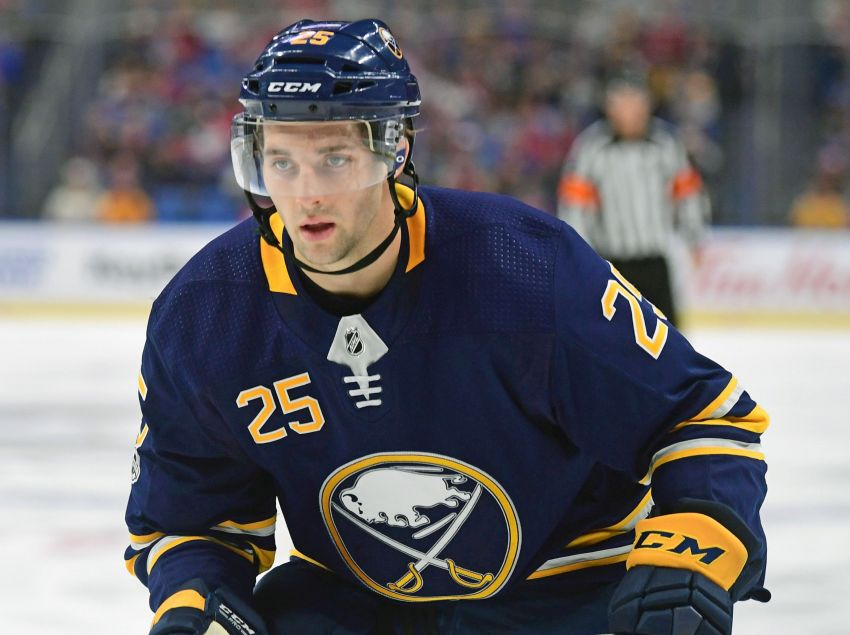Seth Griffith Recalled By Sabres