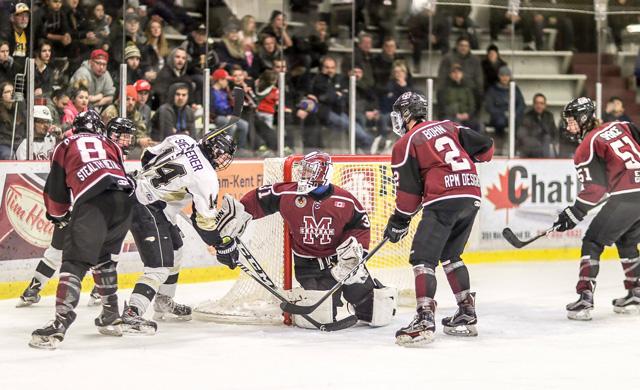 Chatham Maroons hockey