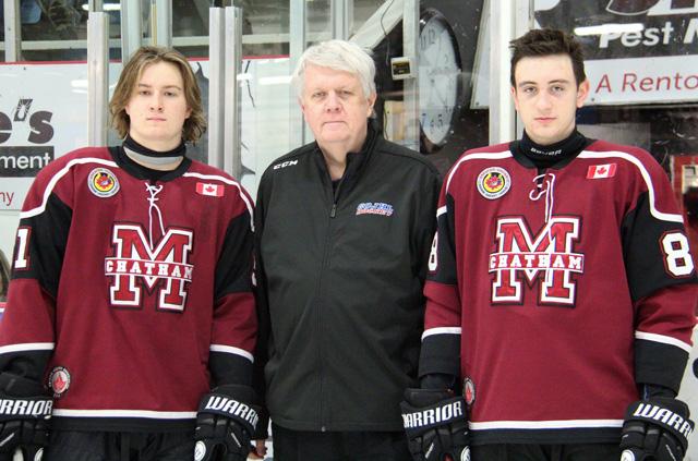 Chatham Maroons GOJHL