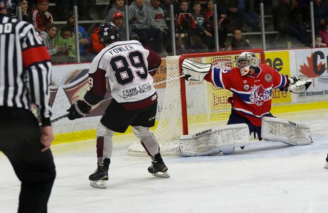 Steven Fowler hockey