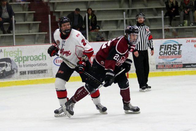 Levi Tetrault Hockey