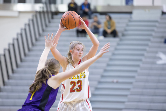 Burke Bechard basketball