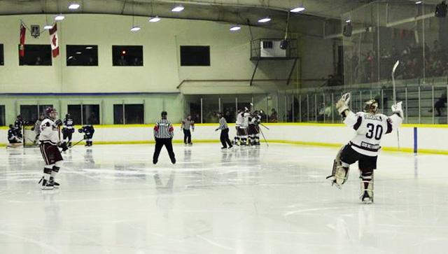 Dresden Jr Kings hockey