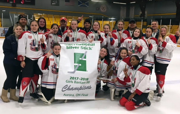 Wallaceburg girls hockey