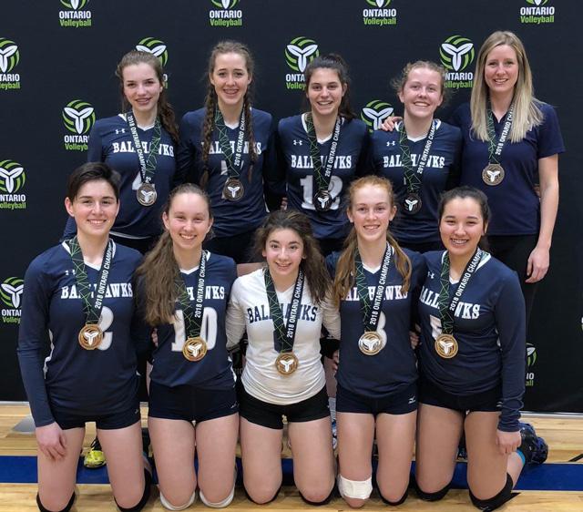 Chatham girls volleyball
