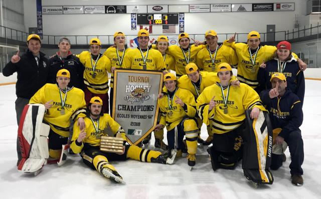 ESPC hockey