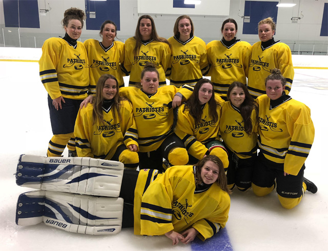 ESPC girls hockey