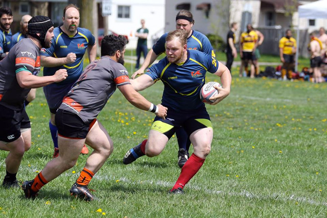 Rose City Rugby Tournament