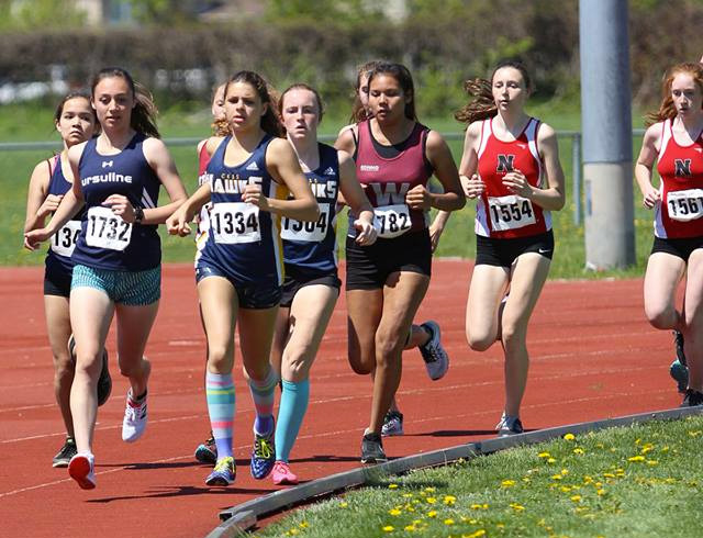 LKSSAA track and field