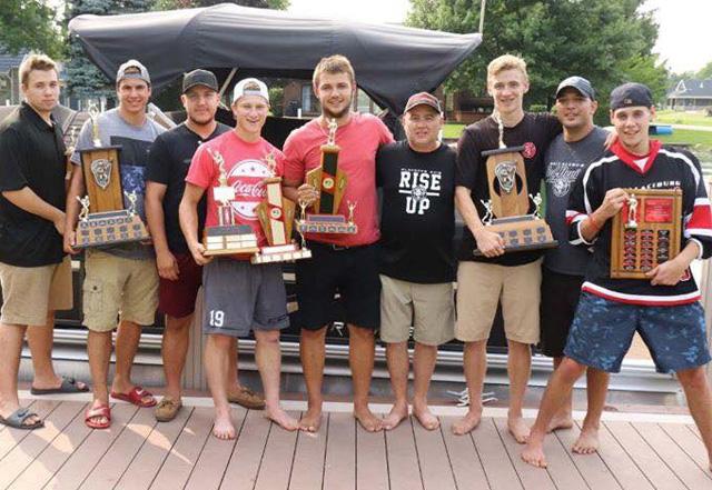 Wallaceburg Red Devils awards