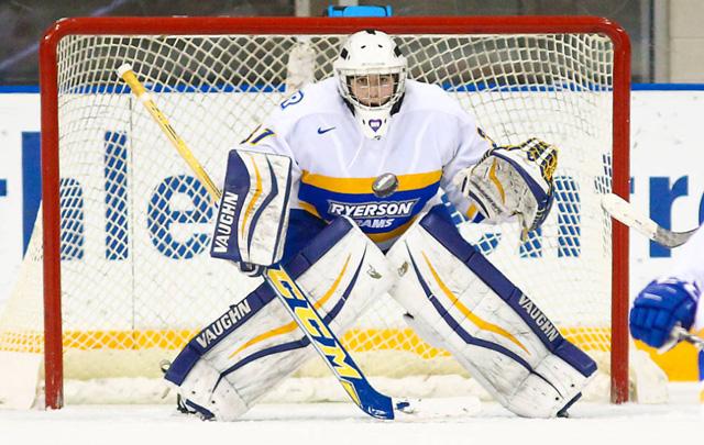 Sydney Authier Hockey