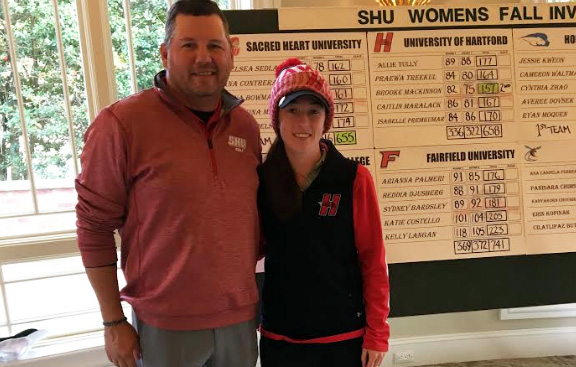 Brooke MacKinnon NCAA golf