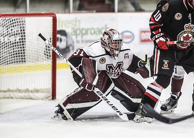 Adam Harris Hockey