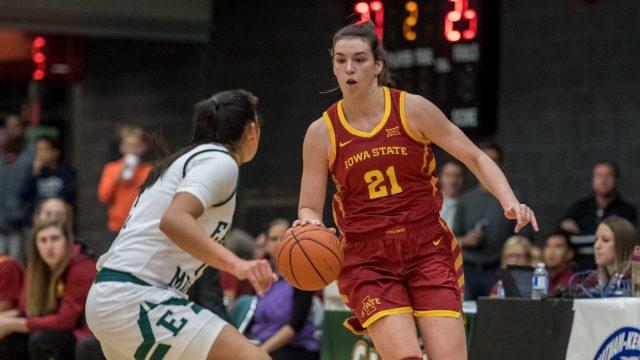 Bridget Carleton NCAA